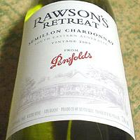 Penfolds RAWSON'S RETREAT SEMILLON CHARDONNAY 2005