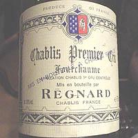 REGNARD Chablis Premier Cru Fourchaume 2002