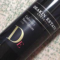 DEAKIN ESTATE Cabernet Sauvignon 2003