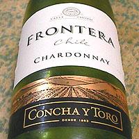 CONCHA Y TORO FRONTERA CHARDONNAY 2007