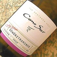Cono Sur GEWURZTRAMINER Limited Release 2006