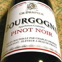 CHARLES DRAPIER BOURGOGNE 2004