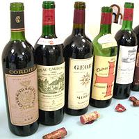 並んでたワイン達