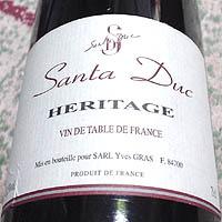 Domaine Santa Duc HERITAGE