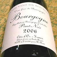 R.Roux Bourgogne Pinot Noir 2006