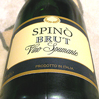SPINO Vino Spumante BRUT