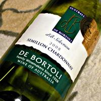 DE BORTOLI d.B.Selection SEMILLON CHARDONNAY 2008