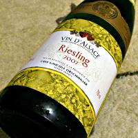 CAVE VINICOLE ORSCHWILLER VIN D'ALSACE Riesling 2007