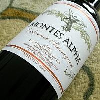 MONTES ALPHA Cabernet Sauvignon 2007