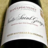 JEAN CHAUVENET Nuits-Saint-Georges 2005