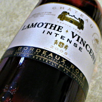 CHATEAU LAMOTHE VINCENT INTENSE BORDEAUX ROSE 2008