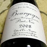 R.Roux Bourgogne Pinot Noir 2008