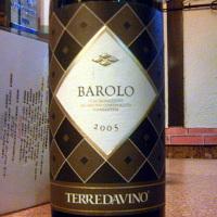 TERREDAVINO BAROLO 2005