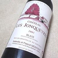 CHATEAU LES JONQUEYRES 2001