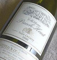 Chateau Puech-Haut Tete de Cuvee 2000