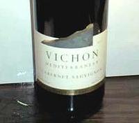 VICHON MEDITERRANEAN CABERNET SAUVIGNON 2003