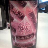 DOMAINE HENRI MILAN CLOS MILAN 2000
