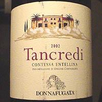 DONNAFUGATA Tancredi 2002