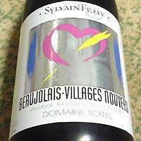 DOMAINE SOITEL SYLVAIN FESSY BEAUJOLAIS-VILLAGES NOUVEAU 2006