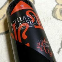 LE CHIANTIGIANE CHIANTI CLASSICO LOGGIA DEL CONTE 2009