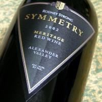 RODNEY STRONG SYMMETRY 2002
