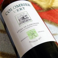 Le Cellier d'Eole COLOMBIER VERT COTE DE GASCOGNE 2011