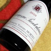 DOMAINE THIERRY MORTET Bourgogne Passetoutgrain 2010