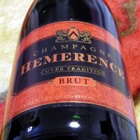 HEMERENCE CHAMPAGNE CUVEE TRADITION BRUT