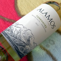 ALAMOS TORRONTES 2011