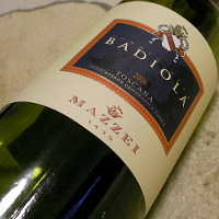 マッツェイ / ポッジオ・アッラ・バディオラ '2006'