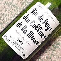 ドメーヌ・ド・ベル・マーレ / ヴァン・ド・ペイ・ド・コリーヌ・ド・ラ・ムール '2002'