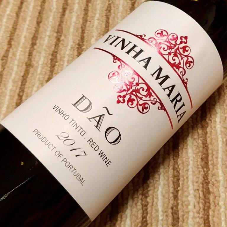 グローバル・ワインズ / ヴィーニャ・マリア・ダン・ヴィーニョ・ティント '2017'